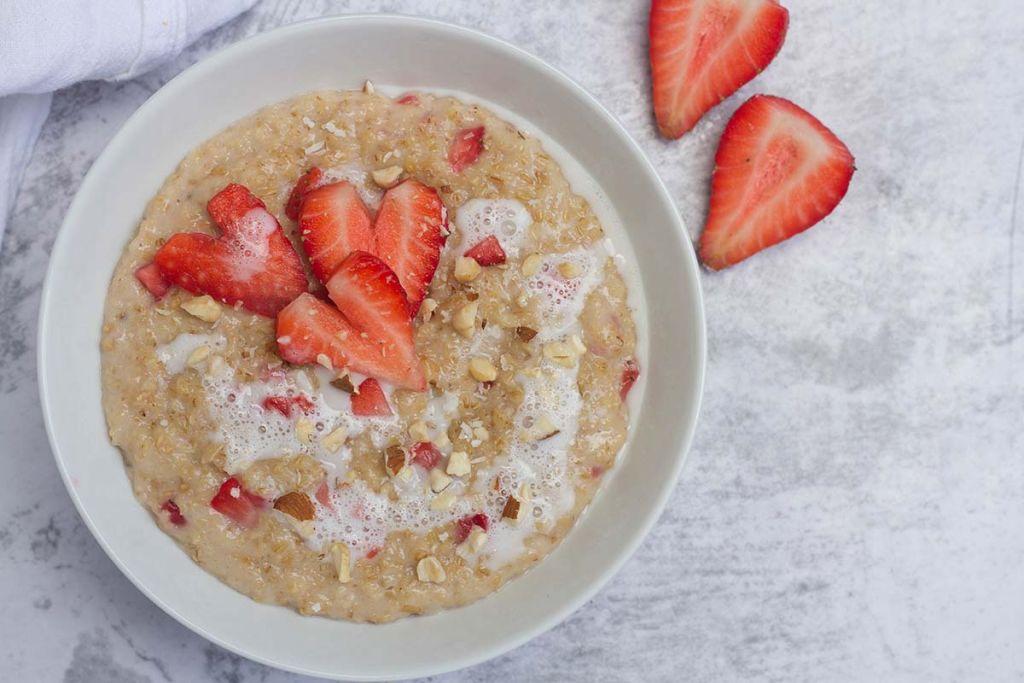 El porridge engorda