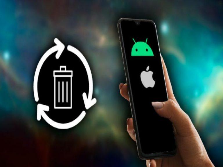 Cómo formatear un móvil