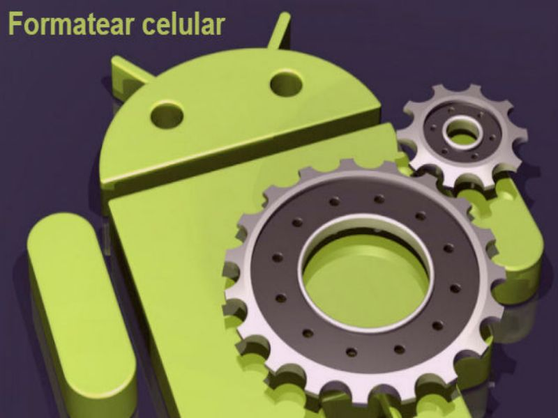 formatear movil android