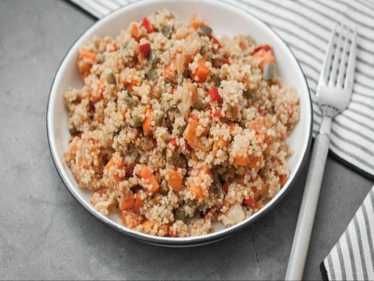 El truco para cocinar quinoa y que salga deliciosa