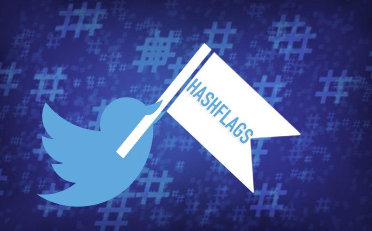 Hashflags en Twitter: qué son y dónde encontrar los que hay