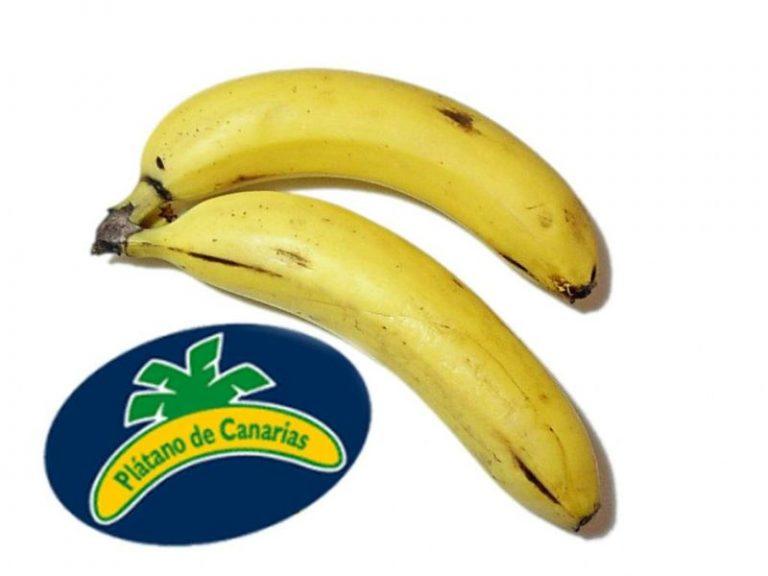 Cómo distinguir un plátano de Canarias de otros
