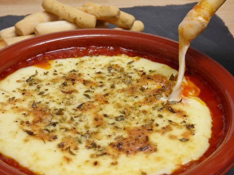 La receta para hacer queso provolone