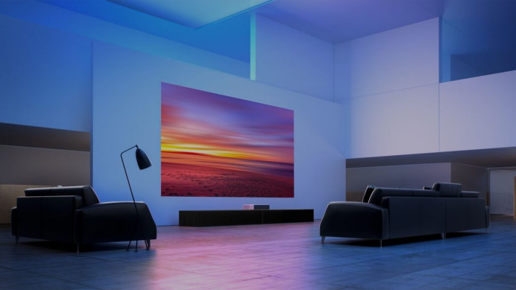 proyectores vs smart tv