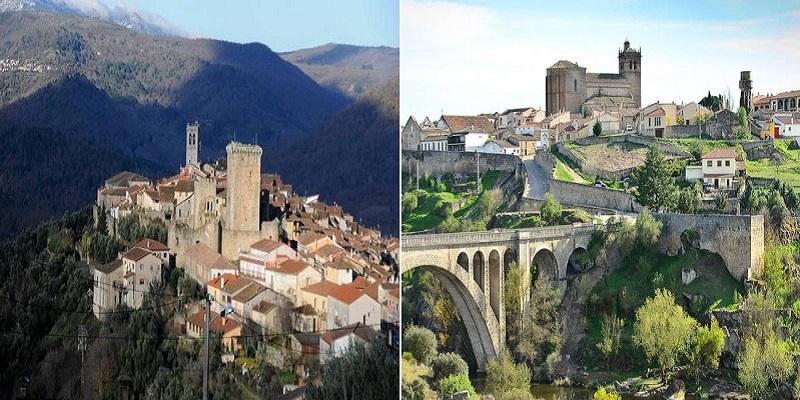 pueblos de Salamanca miranda - ledesma