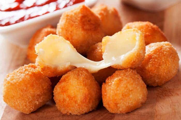 Cómo hacer un sabrosísimo queso frito