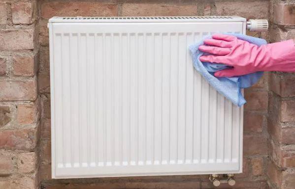 Pasos para limpiar un radiador
