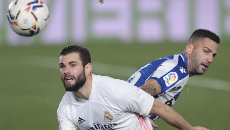 El Real Madrid vuelve a las andadas perdiendo 1-2 ante un sólido Alavés