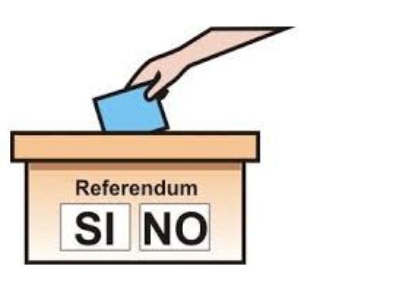 que es referéndum