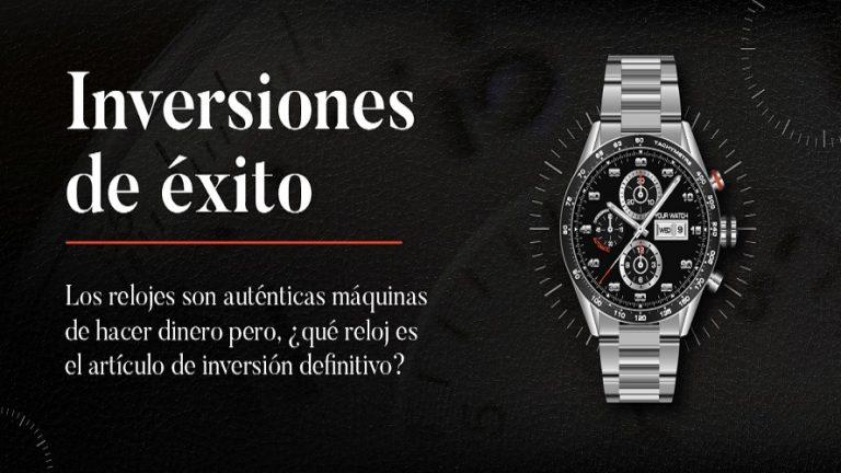 Relojes de lujo: venerados por muchos, poseídos por muy pocos