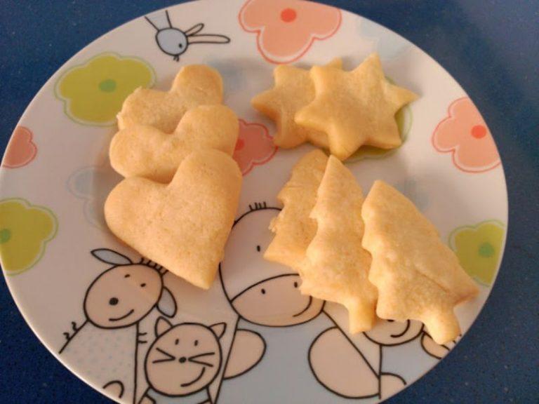 Cómo hacer galletas en el microondas