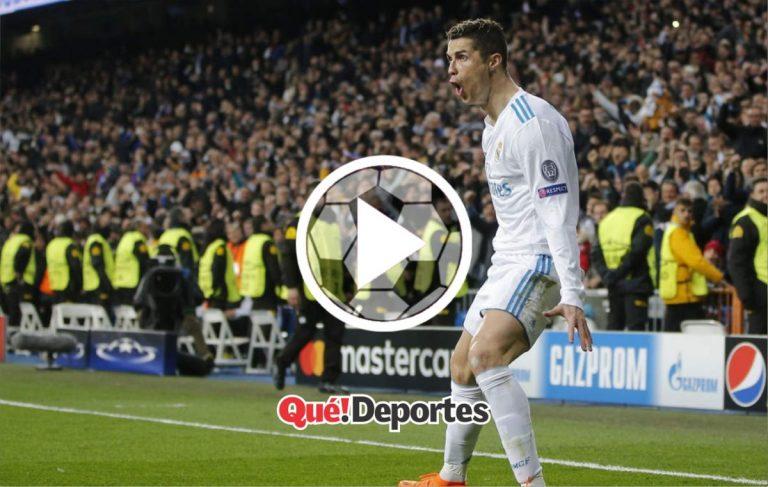 #GolazoDelDía Cristiano Ronaldo y uno de los mejores contraataques que se recuerdan del Madrid