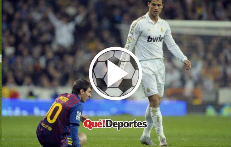 Cristiano Ronaldo y un clásico golazo de fútbol sala