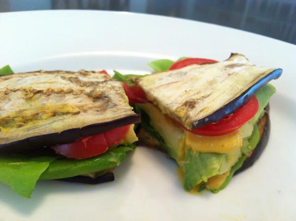 Sándwich más saludable
