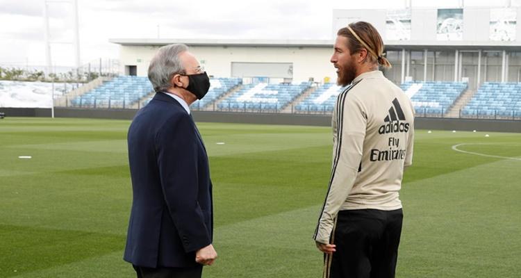 Sugerencia de Sergio Ramos a Florentino: es un inaprovechado del Atlético