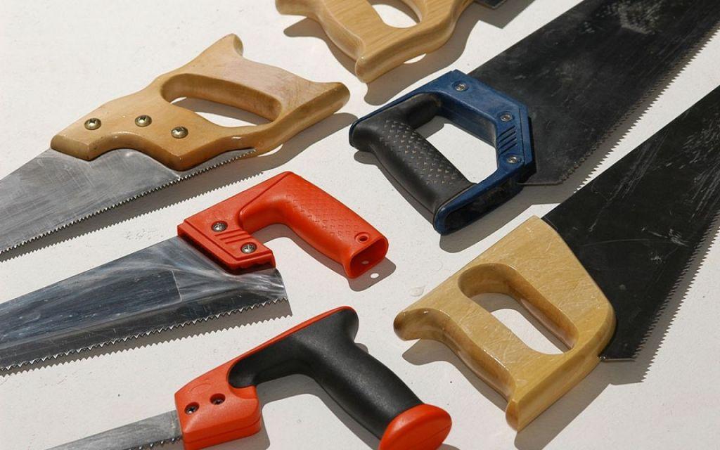 La sierra es ideal para aperturar un candado
