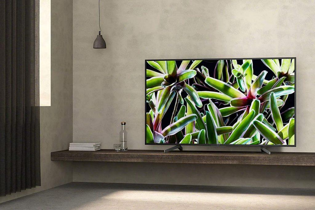 smart tv sony kd-55xg7096baep