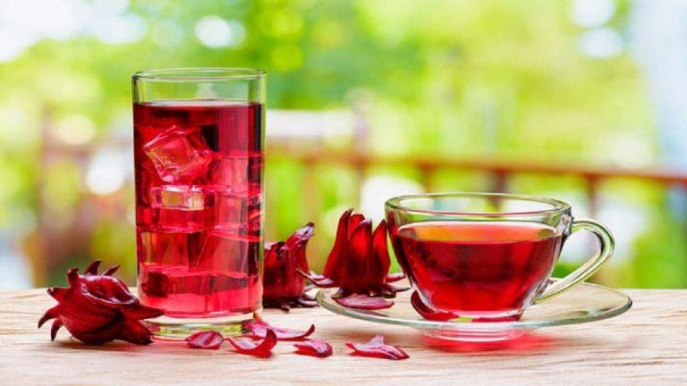 Dieta del té rojo para quemar grasa mientras descansas