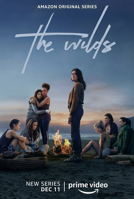 Cartel de The Wilds Prime Video