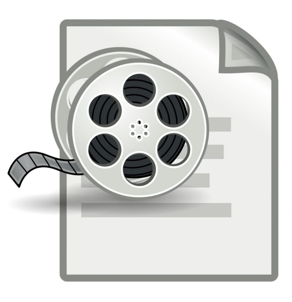 tipos archivo de video