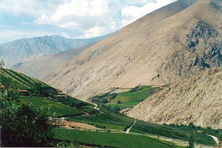 Qué es un valle