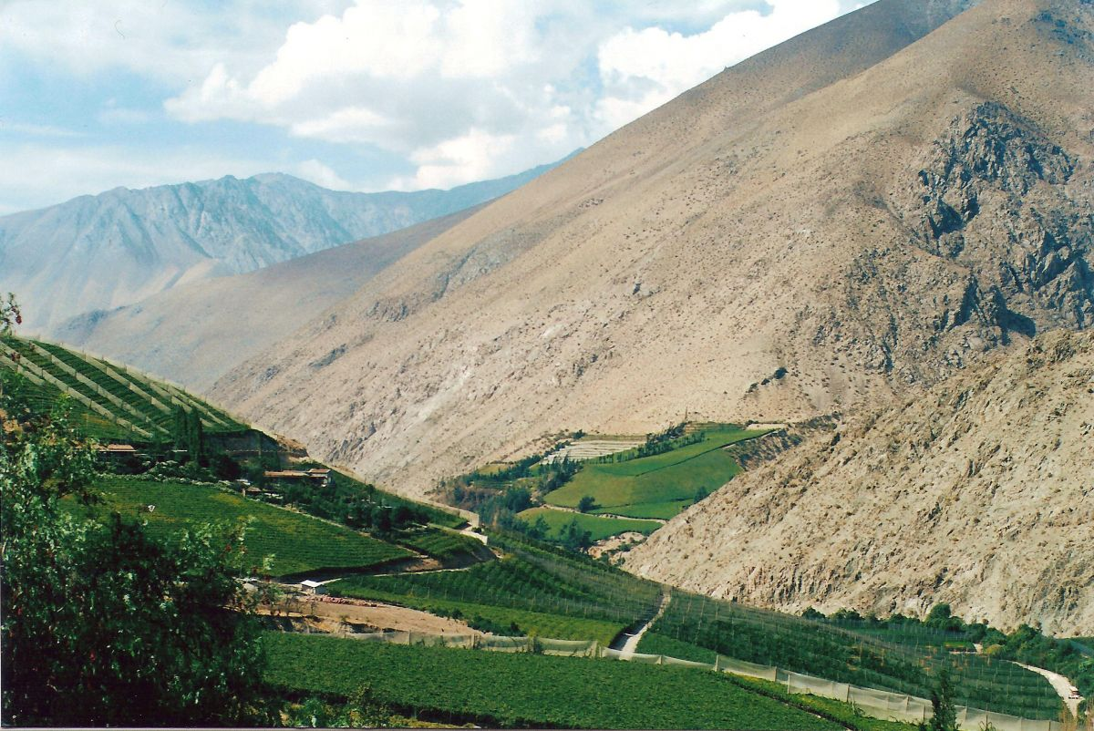 Concepto, tipos de valles y más al respecto.