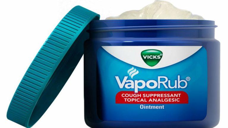 Vicks Vaporub: Todo lo que no sabes que se puede hacer con esta crema