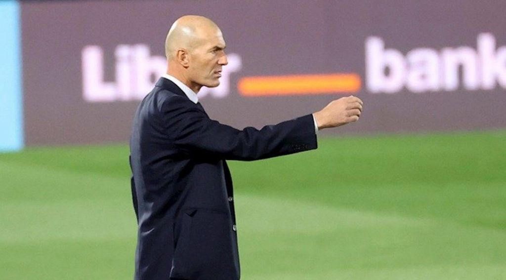 Zidane candidatos banquillo Real Madrid