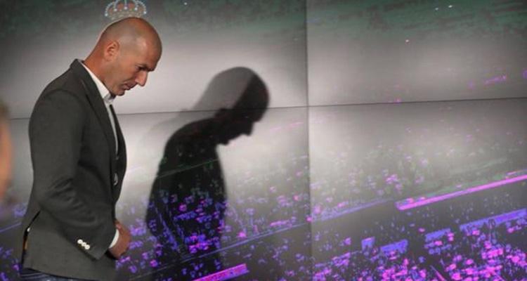 Zidane Real Madrid Florentino Pérez
