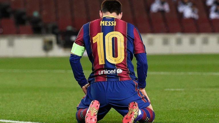 Los motivos que apuntan al adiós de Messi al Barcelona