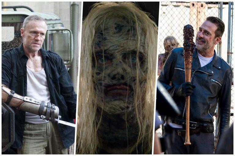 """Grandes villanos de """"The Walking Dead"""" que podrían tener su propia serie"""