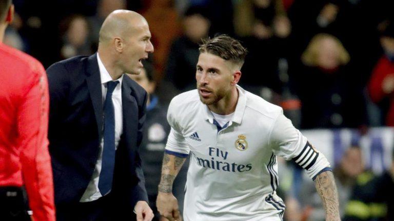Lío entre Zidane y Ramos: el central pide a un ex y el técnico lo rechaza