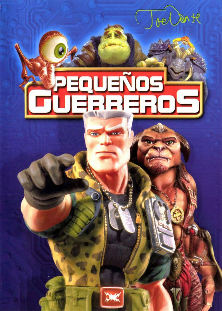 Pequeños Guerreros poster