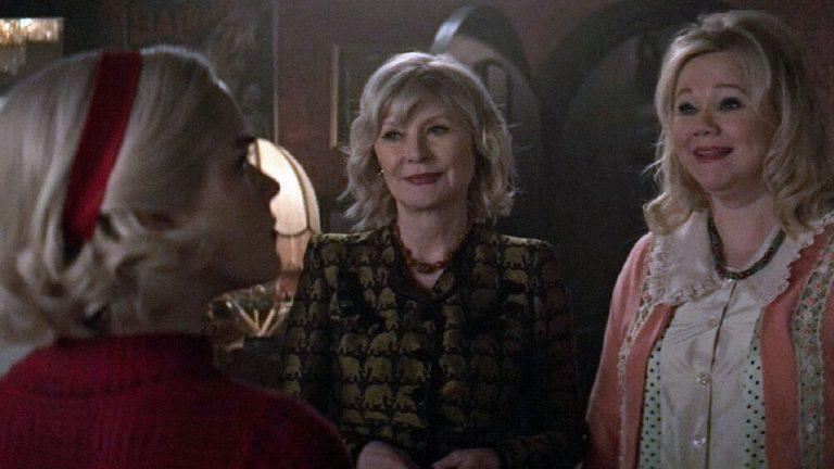 """Qué fue de los actores de """"Sabrina, cosas de brujas"""""""