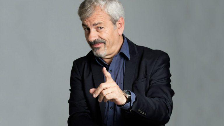 Carlos Sobera: los secretos del presentador al descubierto