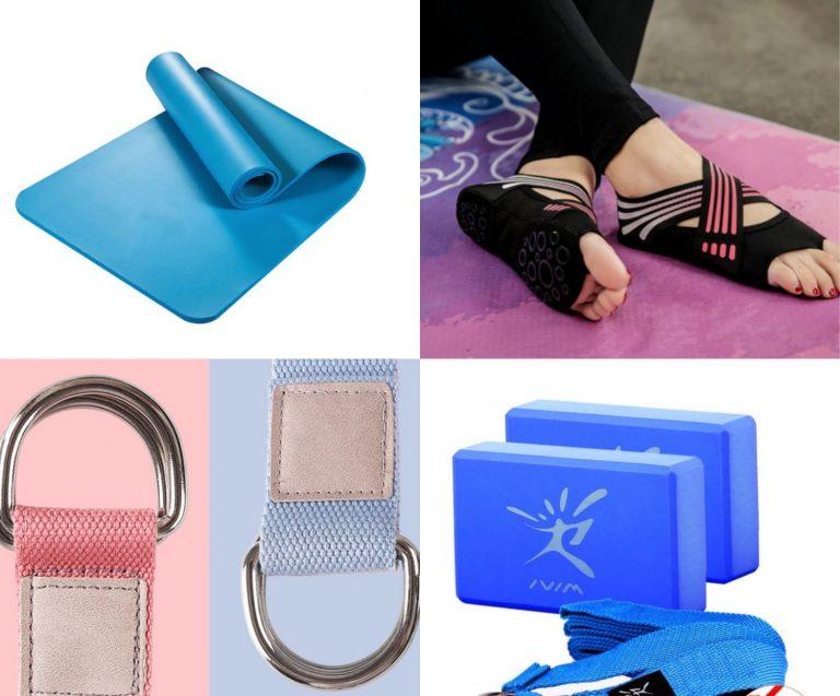 Aliexpress: 10 accesorios a precios de ganga para hacer yoga y pilates en casa