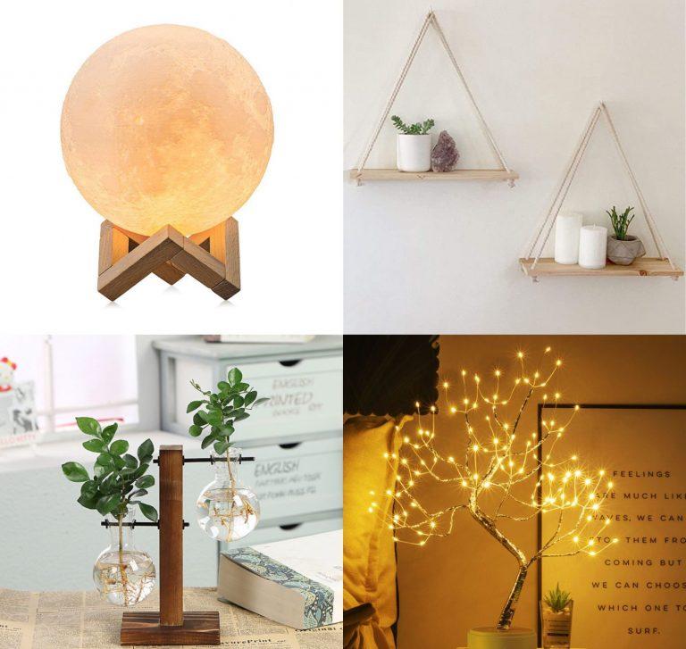 Aliexpress: 10 accesorios muy elegantes y baratos para dar un cambio de estilo al hogar