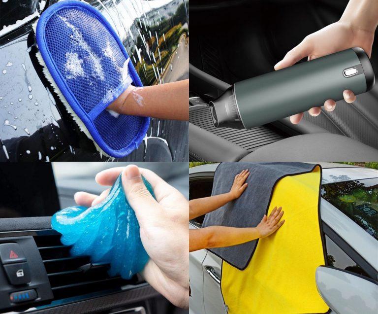 Aliexpress: 10 accesorios y productos para dejar el coche como nuevo