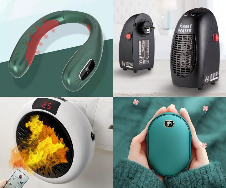 Aliexpress: El calentador de manos eléctrico recargable y otras chuladas para combatir el frío