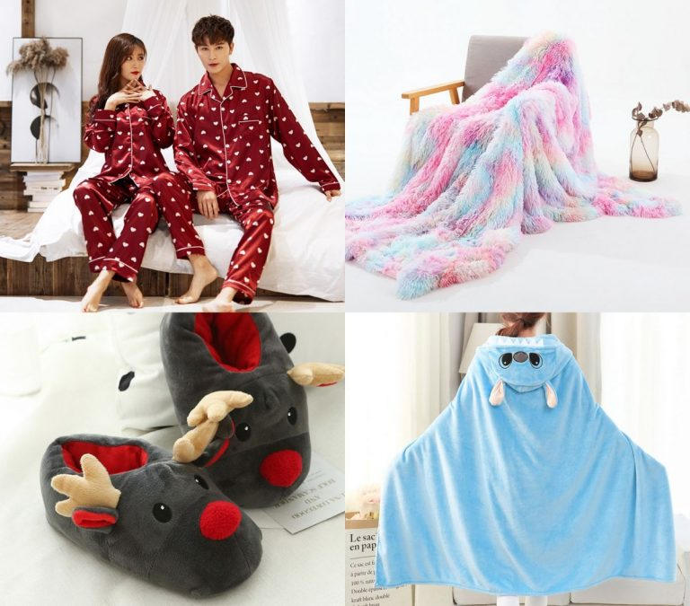 Aliexpress: pijamas, zapatillas de casa y mantas muy adorables por menos de 20 euros