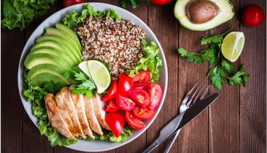 La necesidad de comer bien