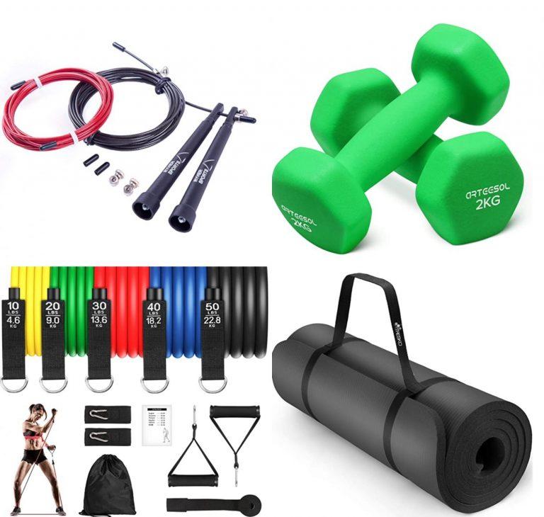 Amazon: 10 productos discretos para ponerte en forma en casa y no gastar en gimnasios