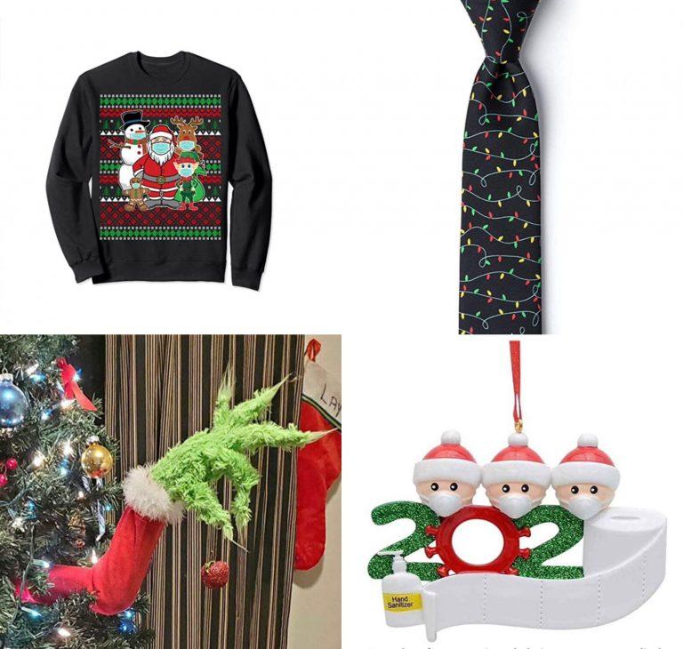 Amazon: 10 productos con precios irrisorios para poner algo de humor a la Navidad