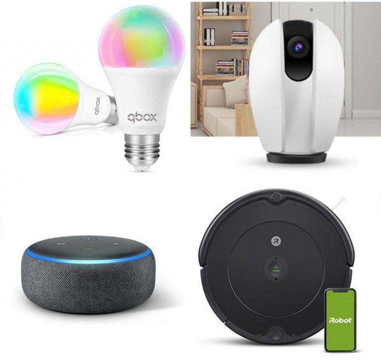 Amazon: productos con descuentos de hasta un 20% en conectividad y Smart Home