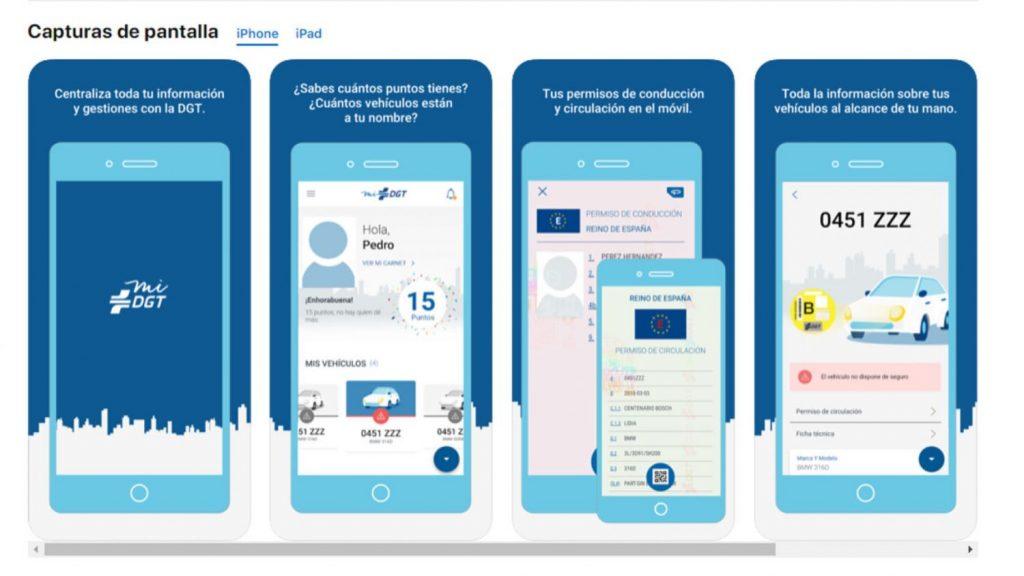 Mi DGT: cómo pagar las tasas de un vehículo con tu móvil