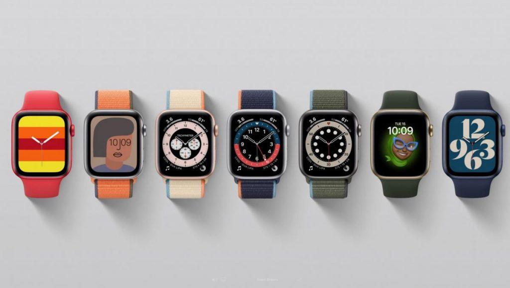 Aplicaciones de productividad de Apple Watch