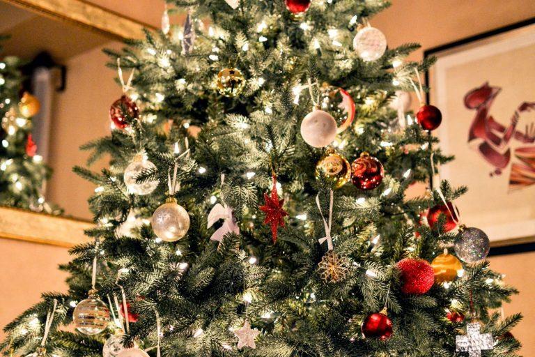 Los árboles de Navidad decorados más originales del mundo