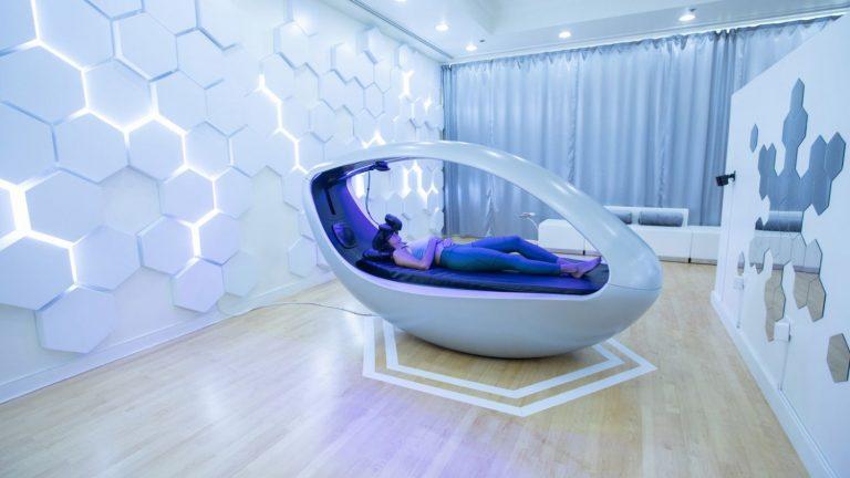 Así es un hotel con experiencia de realidad virtual