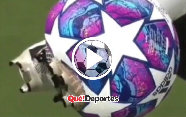 Así se mueve el balón cuando impacta en el nuevo FIFA 21 ¡Me quiero morir!