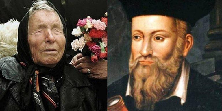 ¿Se cumplirán? Las profecías que Nostradamus y Baba Vanga dejaron para 2021